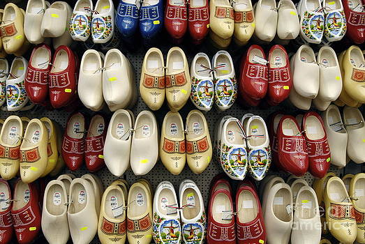 Wooden Shoes by Ed Rooney