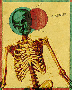 Word Ezekiel by Jim LePage