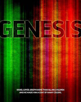 Word Genesis 2 by Jim LePage