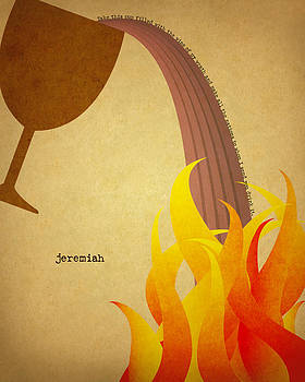Word Jeremiah by Jim LePage