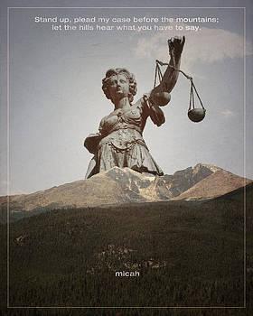 Word Micah 2 by Jim LePage