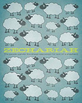 Word Zechariah by Jim LePage