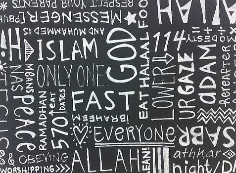 Words of a Believer by Salwa  Najm