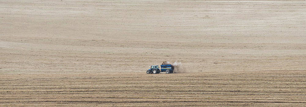 Steven Poulton - Working the land