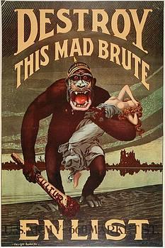World War I Recruitment Poster by Photos.com