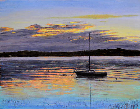 Worlds End Boat by William Frew
