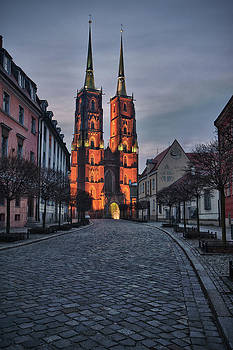 Sebastian Musial - wroclaw cathedral
