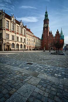 Sebastian Musial - Wroclaw Town Hall