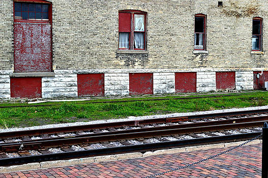Wrong Side of the Tracks by Billie sue  Crownover