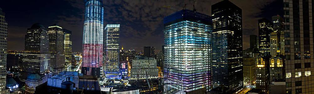 Val Black Russian Tourchin - WTC Site Panorama 1