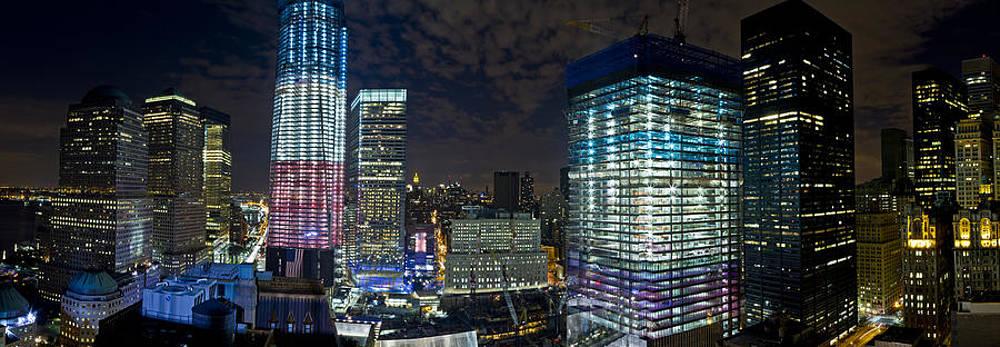 Val Black Russian Tourchin - WTC Site Panorama 2