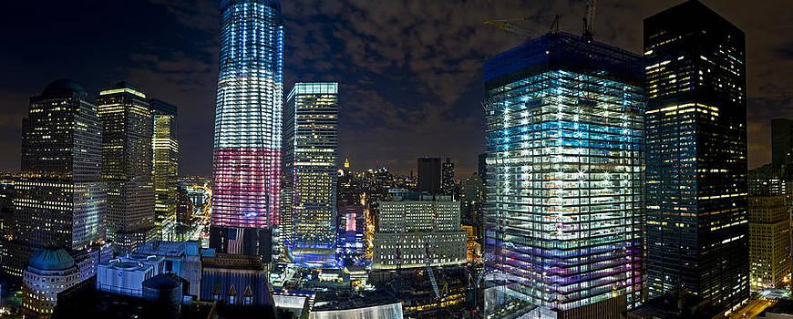 Val Black Russian Tourchin - WTC Site Panorama 3