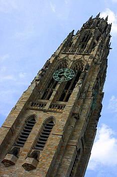 DazzleMe Photography - Yale University Cathedral Tower