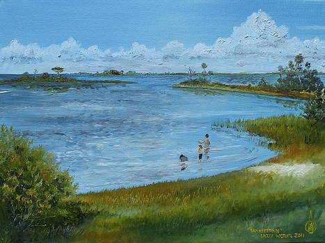 Yankeetown by Larry Whitler