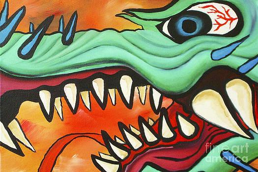 Joseph Palotas - Year of the Dragon