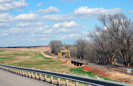 Susanne Van Hulst - Yellow Bridge on Route 66