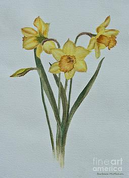 Barbara McMahon - Yellow Heads