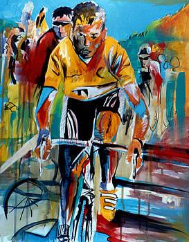Yellow Race by John Gholson