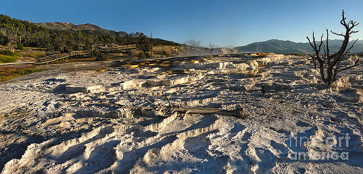 Gregory Dyer - Yellowstone National Park - Minerva Terrace - 07