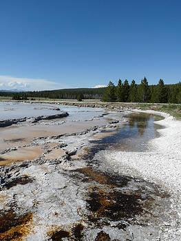 Terry Eve Tanner - Yellowstone Thermal Area