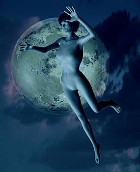 Yin Harvest Moon II by    Michaelalonzo   Kominsky