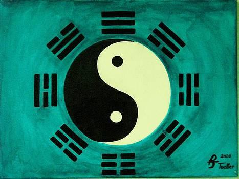 Yin-yang by Rick Tucker
