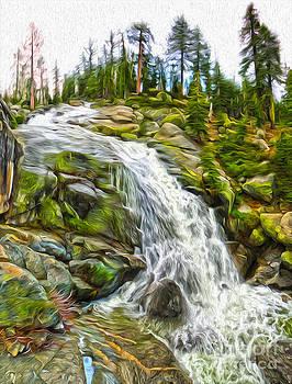 Gregory Dyer - Yosemite - Waterfall