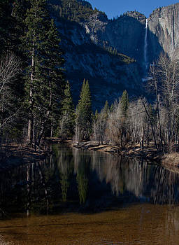Yosemite River View by Rick Mutaw