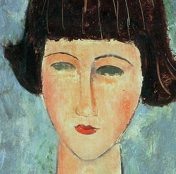Modigliani - Young Brunette