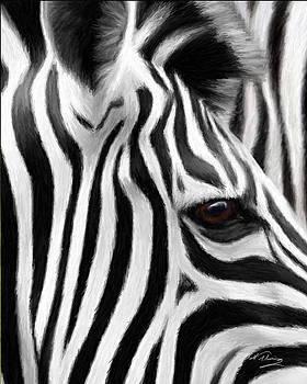 Zebra by Bill Fleming
