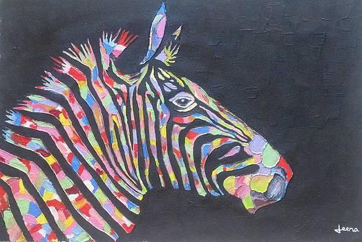 Zebra by Rejeena Niaz