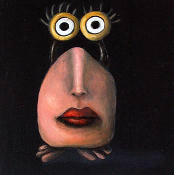 Leah Saulnier The Painting Maniac - Zoe 2 The Little Alien