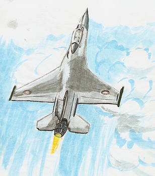 Zoom Falcon  by Danish Anwer