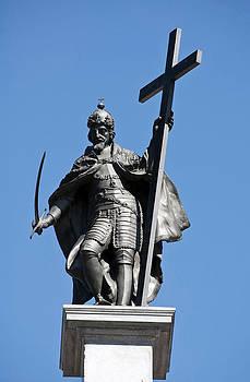 Zygmunt III Vasa. by Fernando Barozza