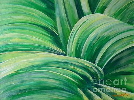 Long Leaves by Sharon Wilkens