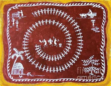 Dance by Anjali Vaidya