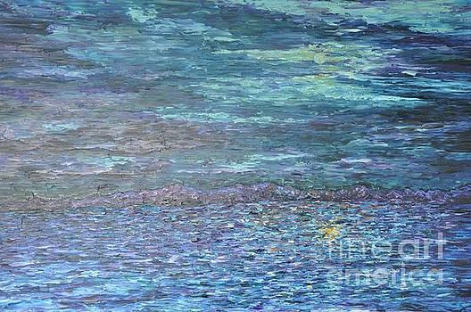 Full Moon by Sloane Keats