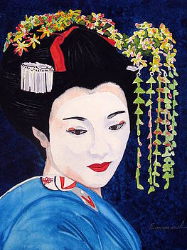 Geisha by Emmanuel Turner