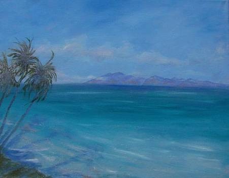 Hawaii Images Dreamscape II by Phyllis O'Shields by Phyllis OShields