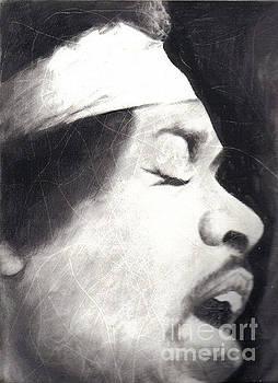 Hendrix LIve by Adrian Pickett
