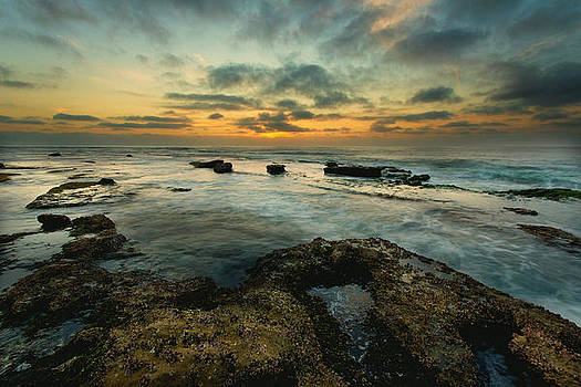 La Jolla After Sunset by Joel Olives