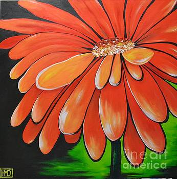 Mandarin Orange by Holly Donohoe