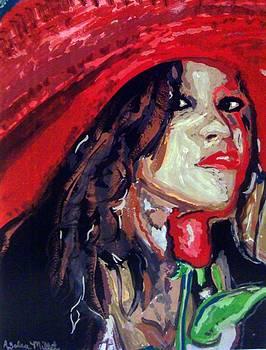Mexican Rose by Azalea Millet