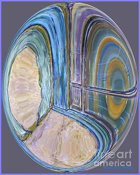 Spiritual Panes by Zarya Parx  Studio