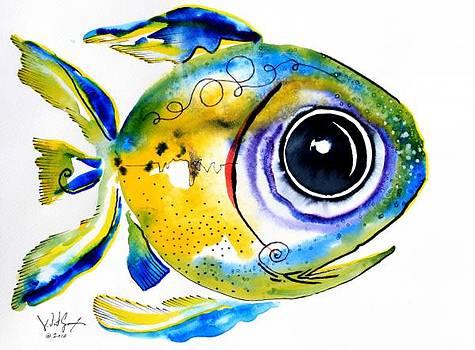 Stout Lookout Fish by J Vincent Scarpace