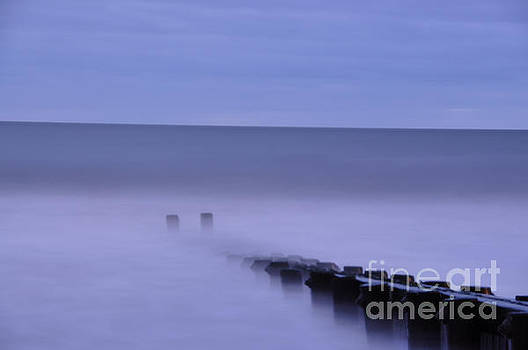 The Jetty by Tamera James