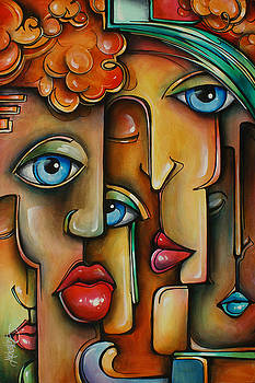 ' Blend ' by Michael Lang