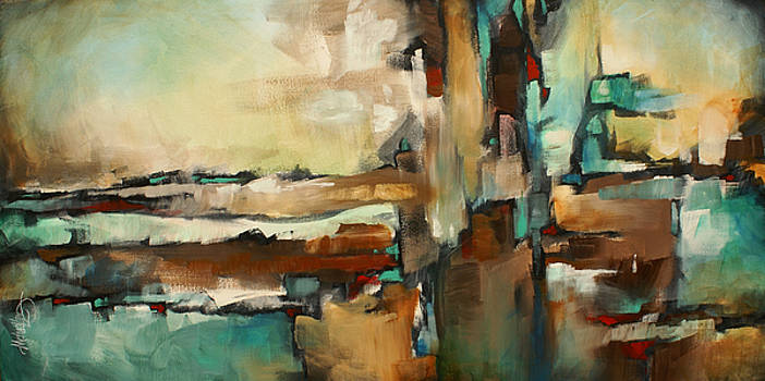 ' The Border ' by Michael Lang