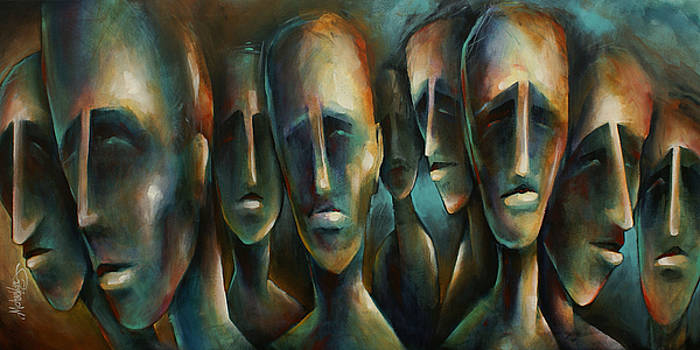 ' The Crossing ' by Michael Lang