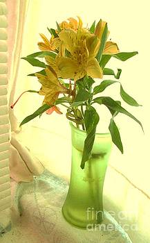 Tiger Lily Still Life by Trudy Brodkin Storace